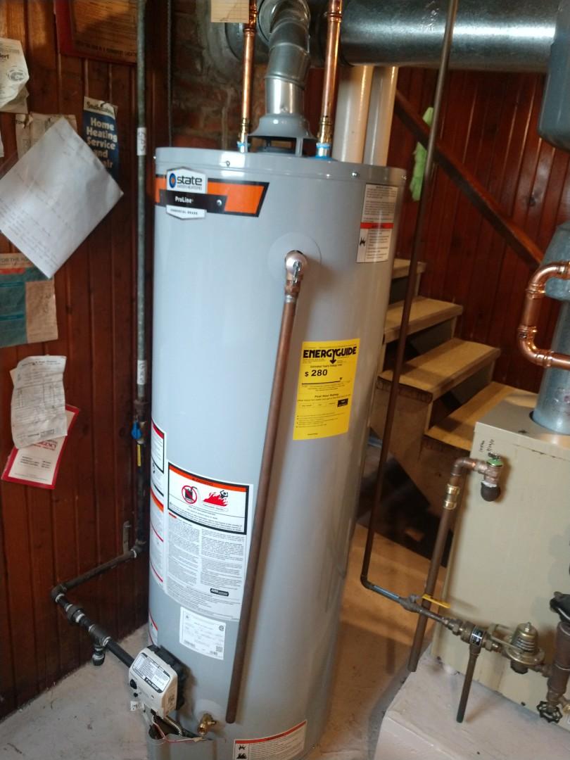 Saint Clair, MI - Water heater maintenance