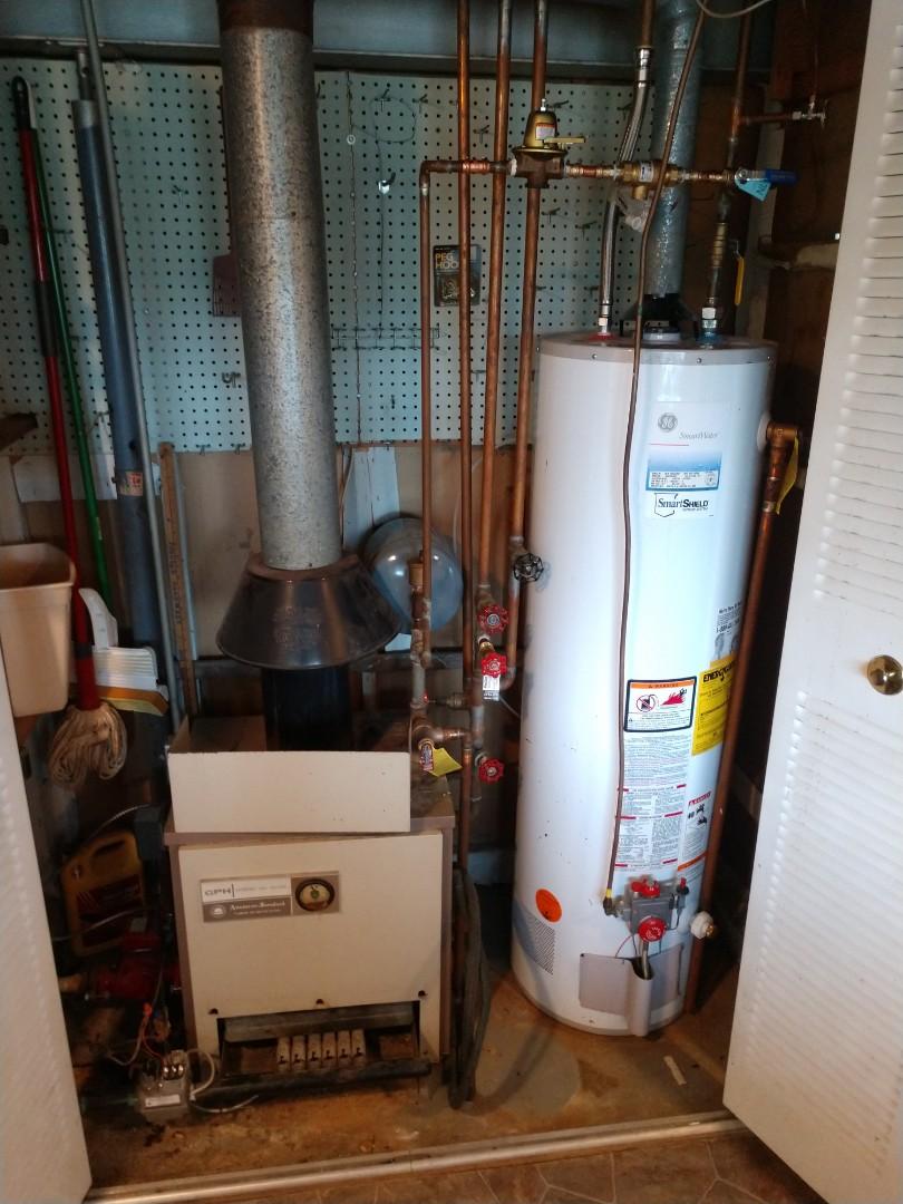 Saint Clair, MI - American standard boiler repair