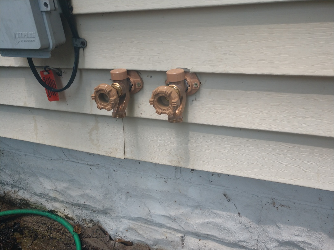 Marysville, MI - Outside faucet replacement