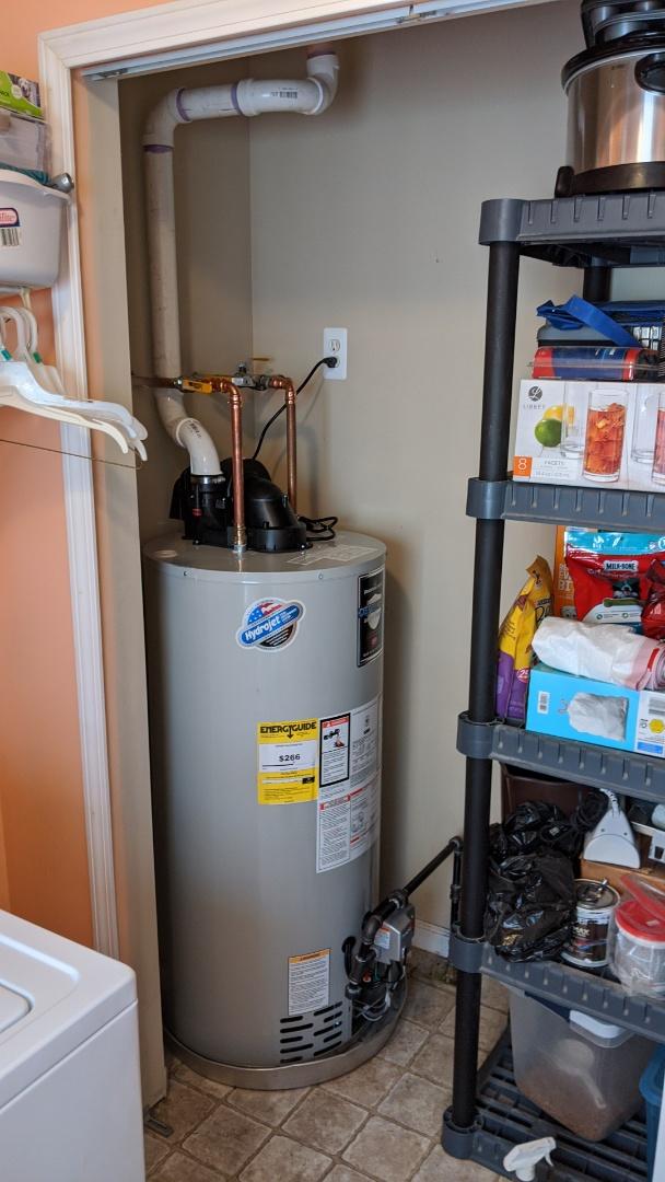 Port Huron, MI - Power vent water heater replacement