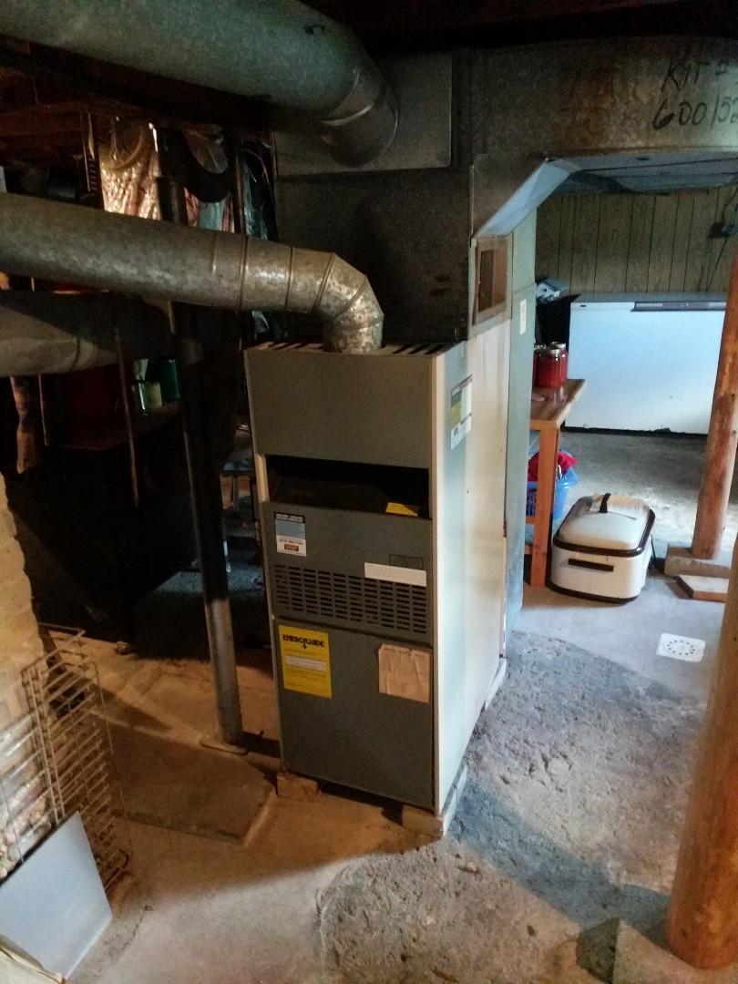 Port Huron, MI - Heat Controller furnace tune up.