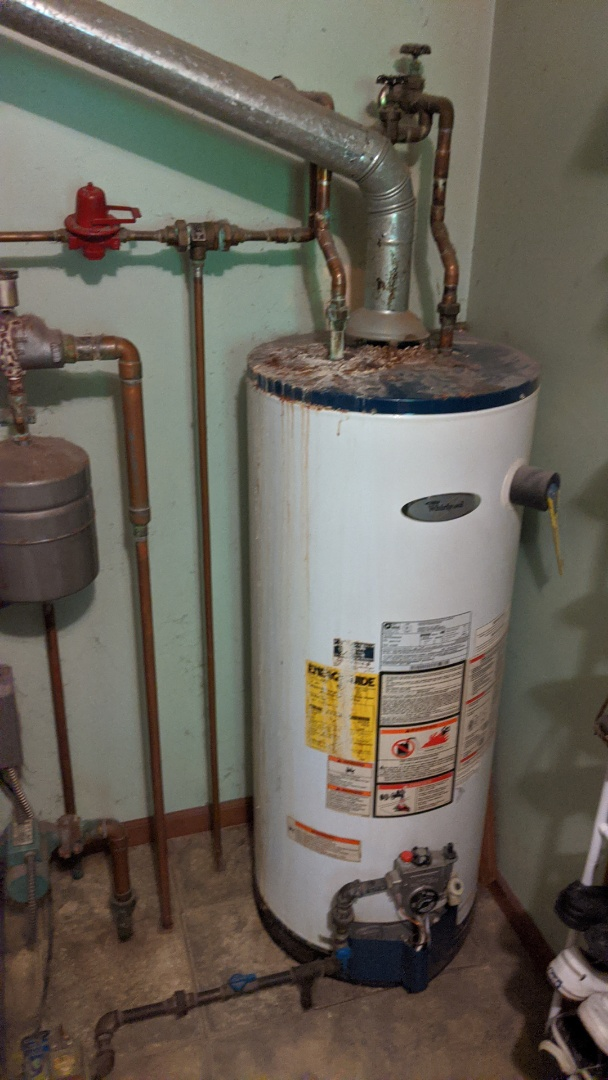 Smiths Creek, MI - Water heater replacement