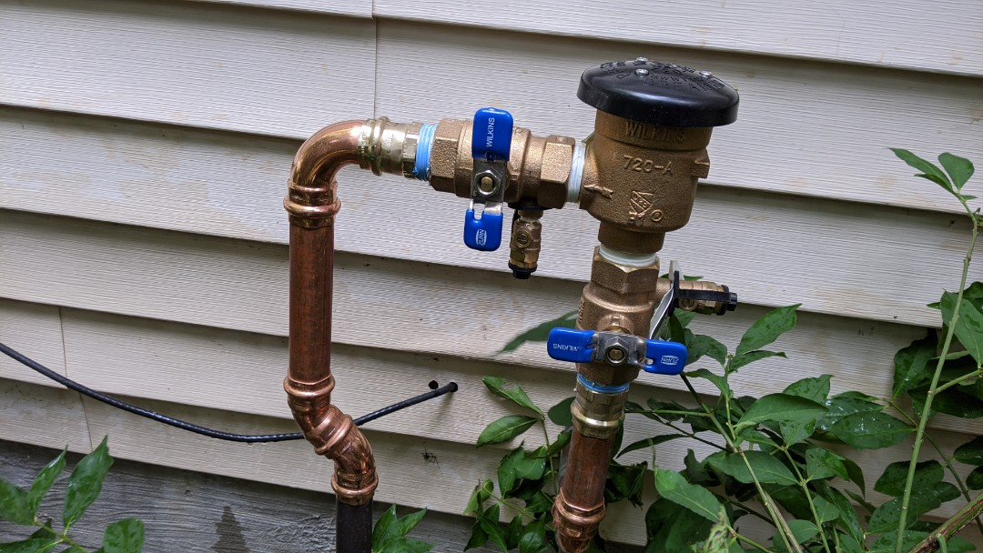 Fort Gratiot Township, MI - Backflow preventer inspection
