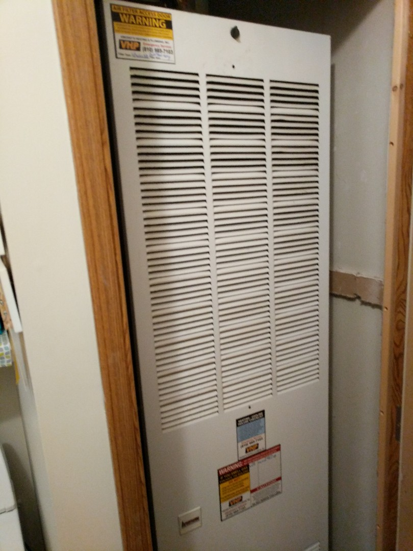 Fort Gratiot Township, MI - Intertherm furnace clean and check.