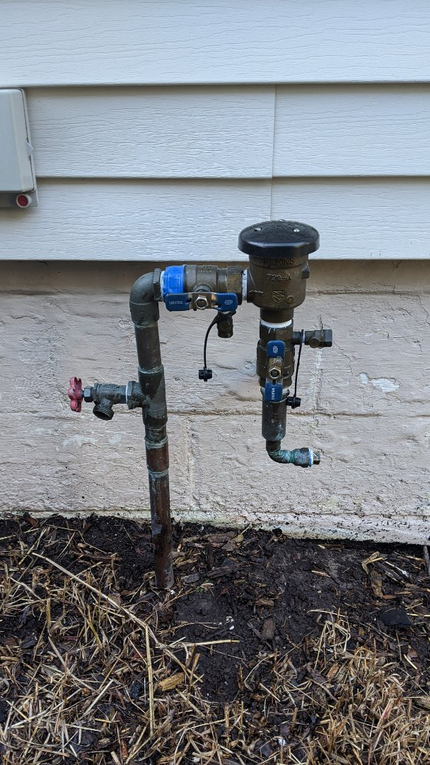 Fort Gratiot Township, MI - Outdoor faucet replacement
