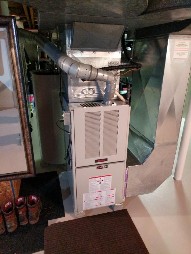 Marysville, MI - Arcoaire furnace repair.