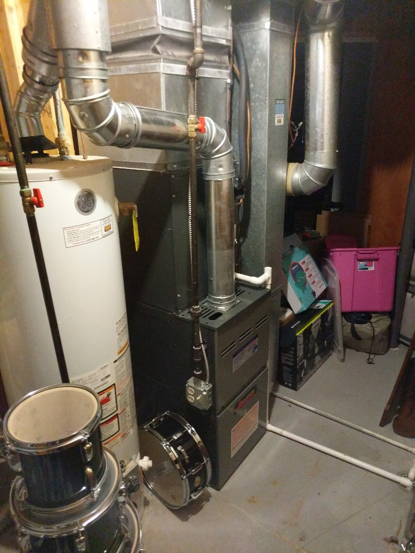 Saint Clair, MI - Amana furnace maintenance.