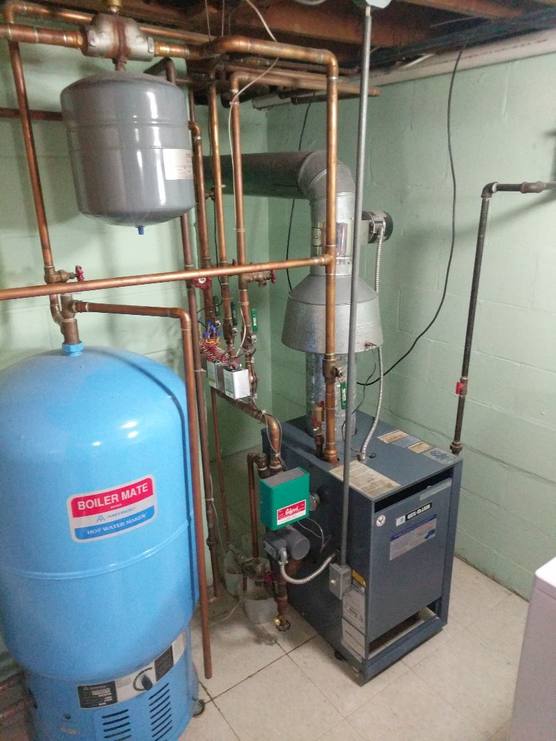 North Street, MI - Weil Mclain boiler repairs needed.