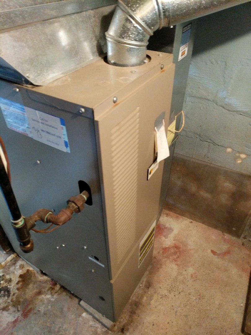 Smiths Creek, MI - Thermal Zone furnace clean and check.