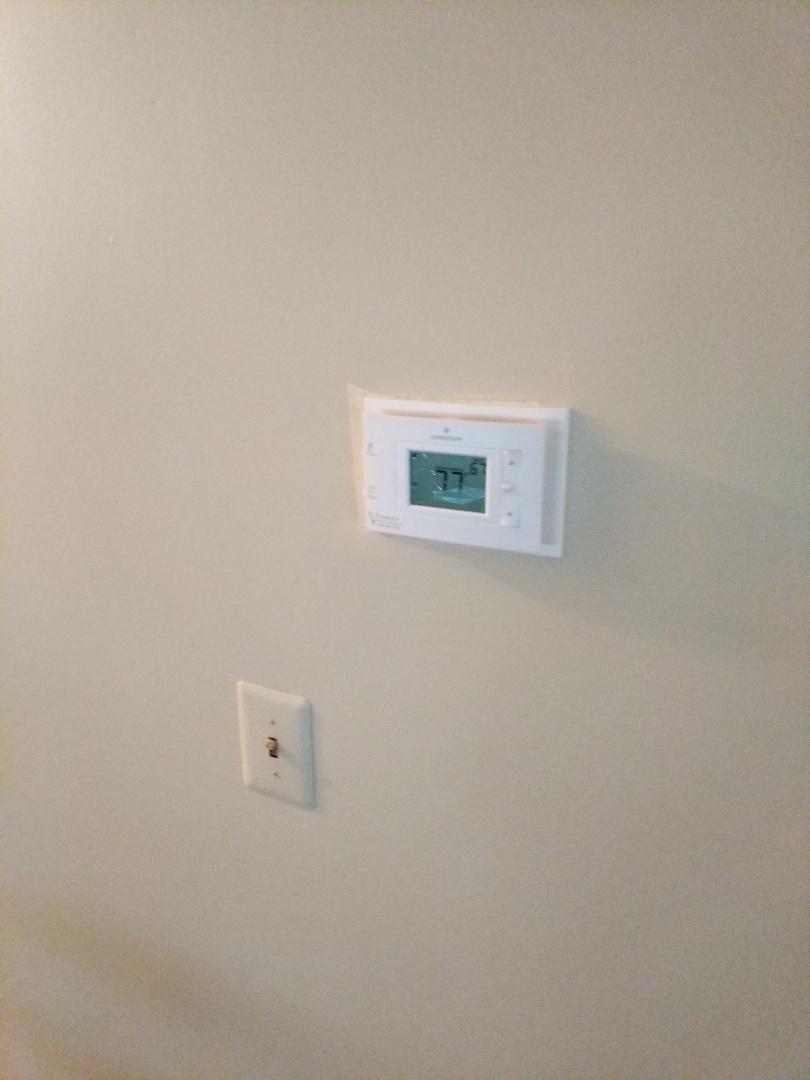 North Street, MI - Replace thermostat.