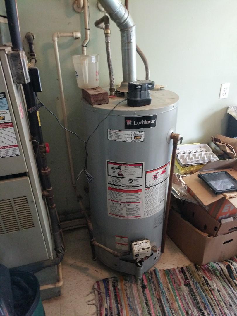 Port Huron, MI - Repair water heater.