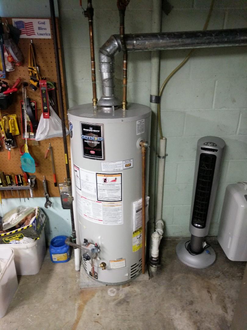 Port Huron, MI - Water heater check.
