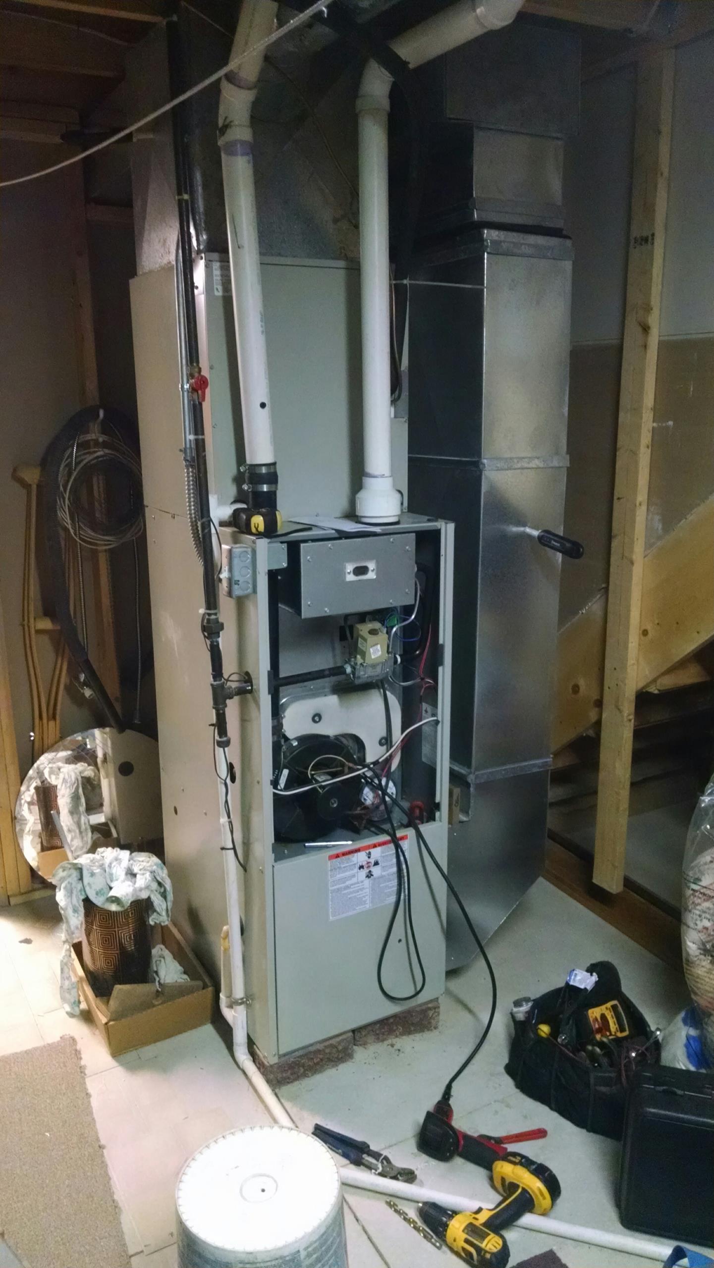 Marine City, MI - Furnace maintenance