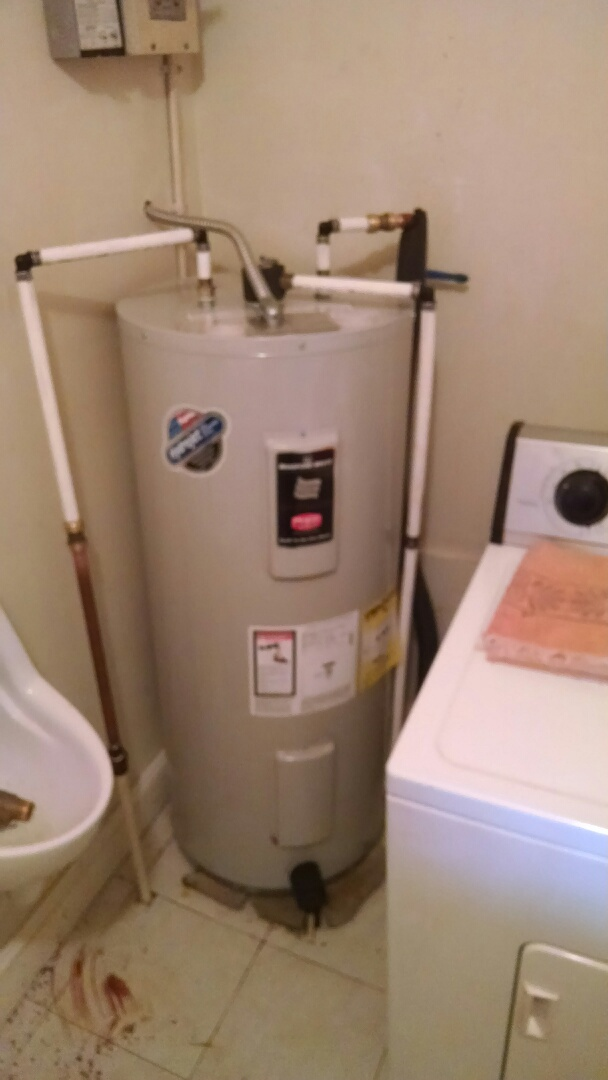 Goodells, MI - Electric water heater replacement