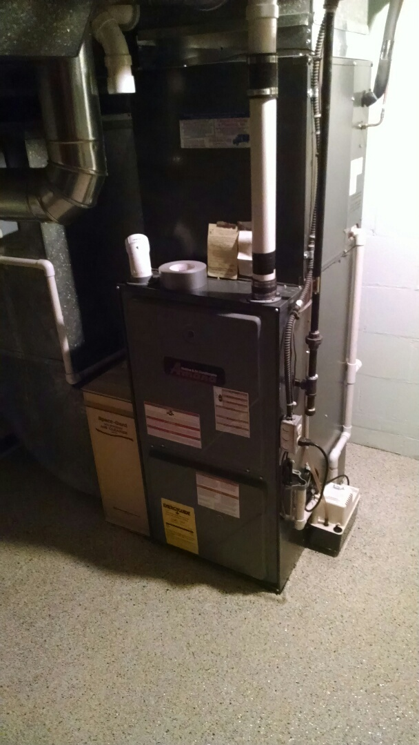 Kimball, MI - Replace heat exchanger on furnace.