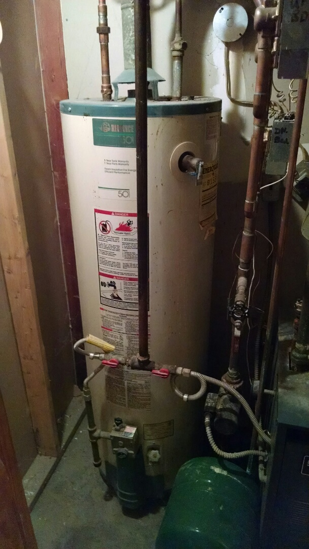 Lexington, MI - Boiler drain replacement