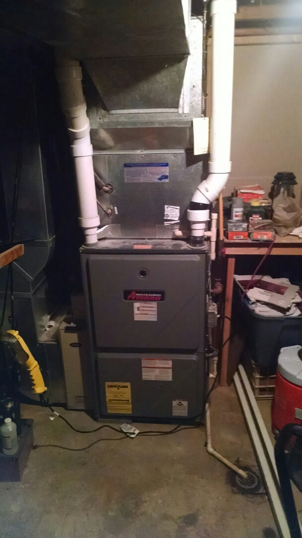 Memphis, MI - Furnace intermittent failure.