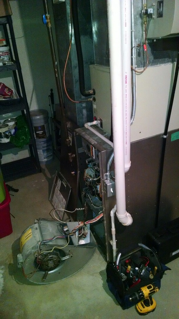 Richmond, MI - No heat carrier furnace