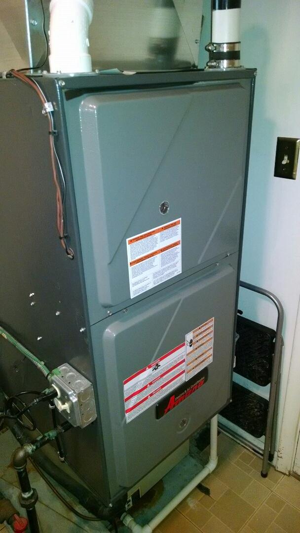 Marine City, MI - Amana furnace repair
