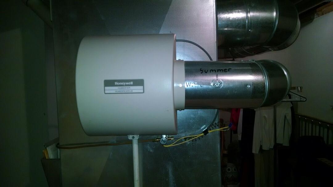 Saint Clair, MI - Humidifier repair