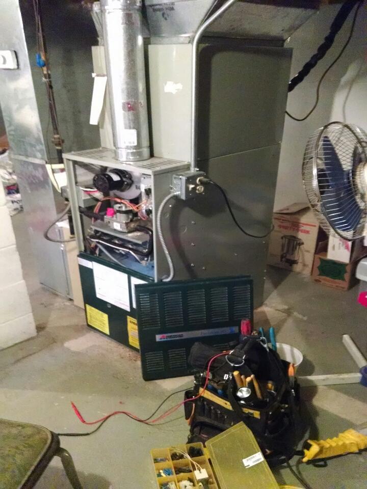 Goodells, MI - American Standard Furnace Repair