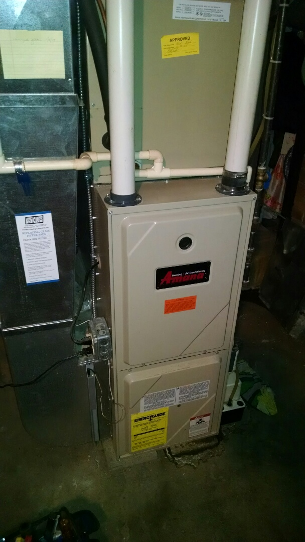 Saint Clair, MI - Amana furnace repair