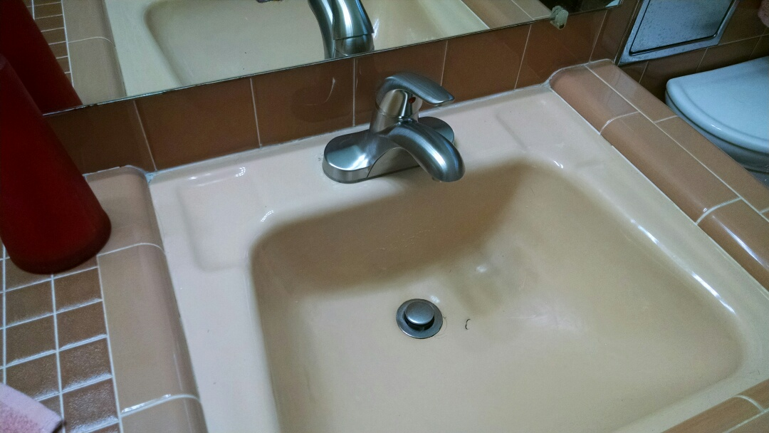 East China, MI - Lavatory faucet replacement