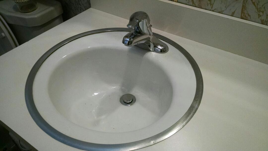 Saint Clair, MI - Moen bathroom faucet repair