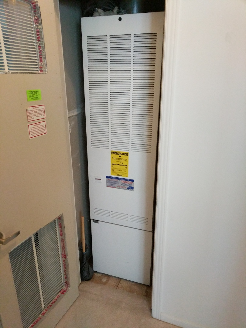 Saint Clair, MI - Fix Intertherm furnace.