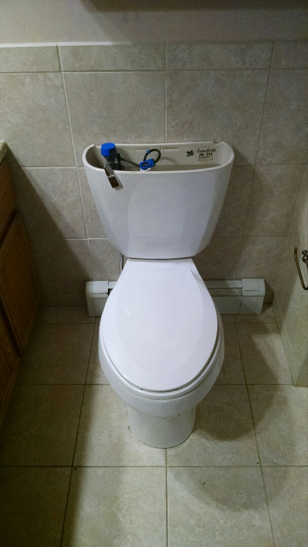Saint Clair, MI - Mansfield toilet repair