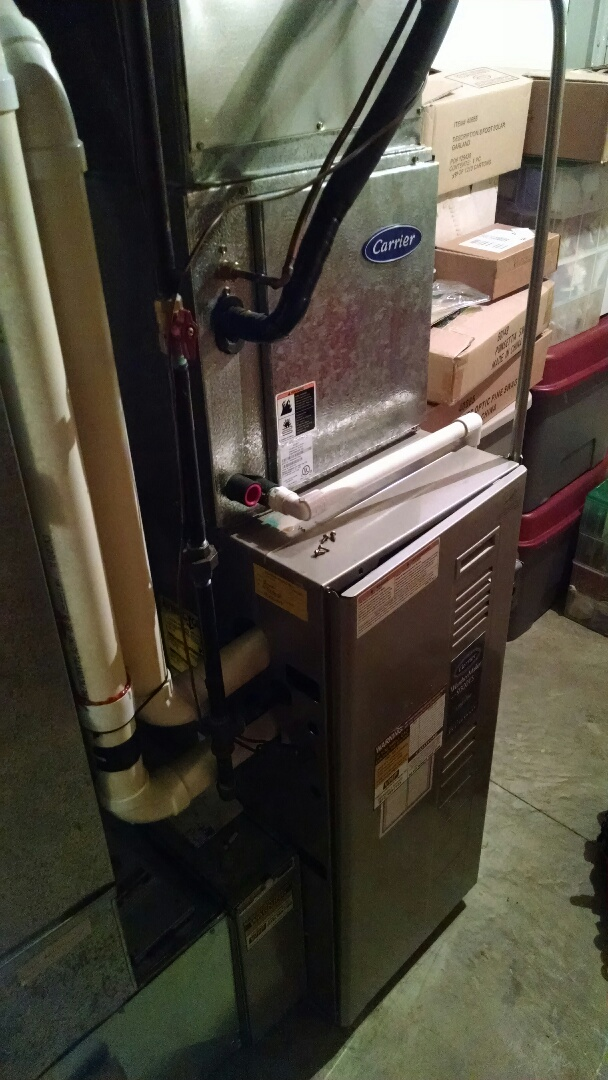 Fort Gratiot Township, MI - Carrier propane furnace tune up