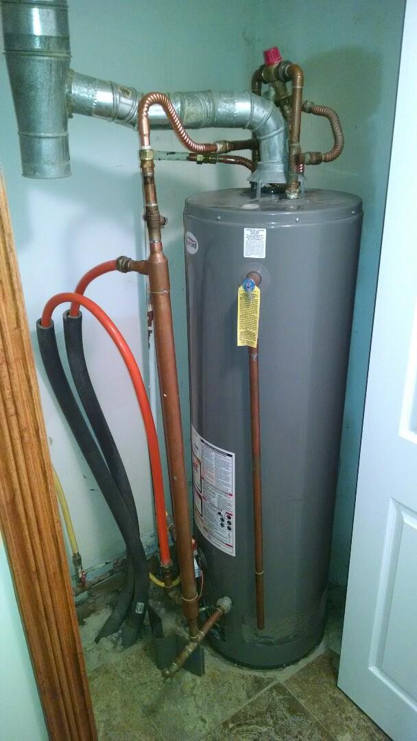 Marysville, MI - Replace water heater