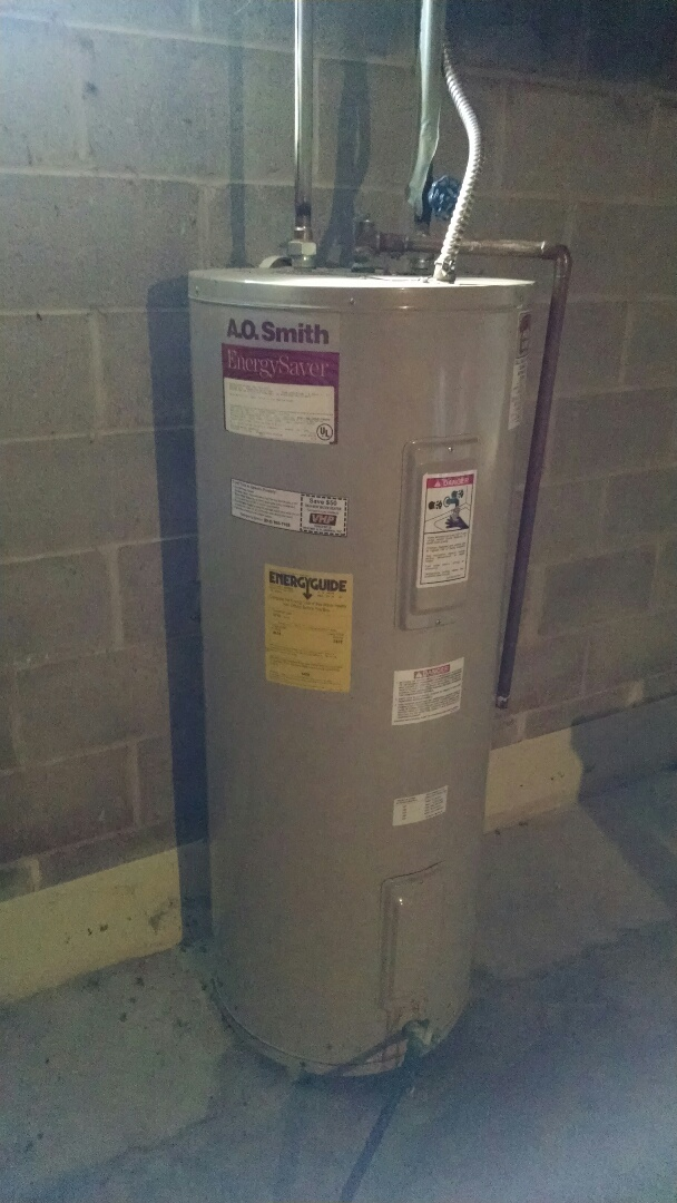 Emmett, MI - Water heater repair whirlpool
