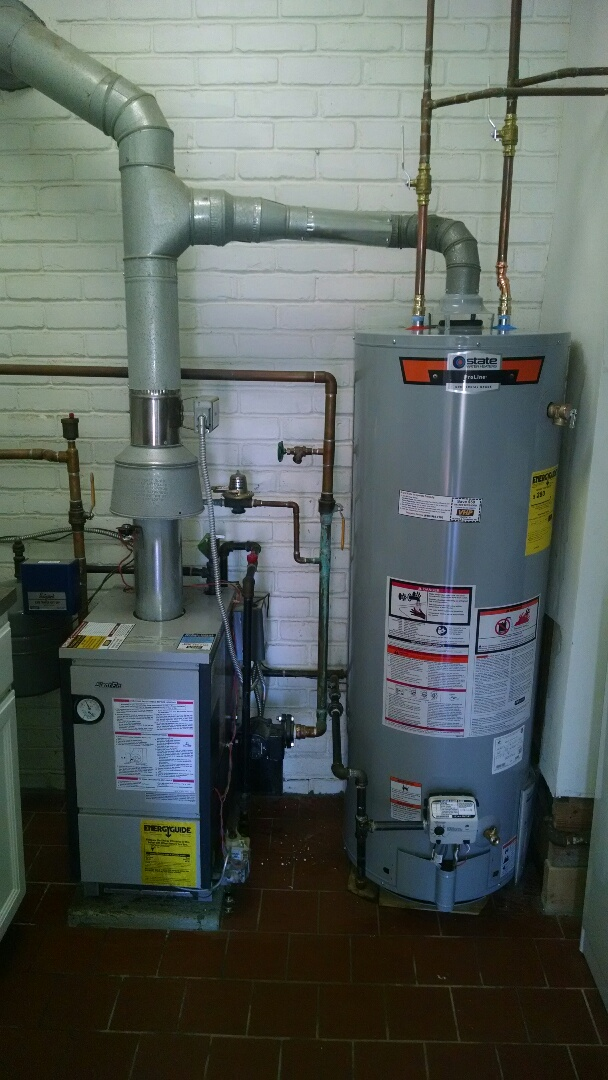 Lexington, MI - Water heater replacement.