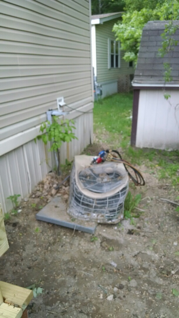 Fort Gratiot Township, MI - Replacement of air conditioner