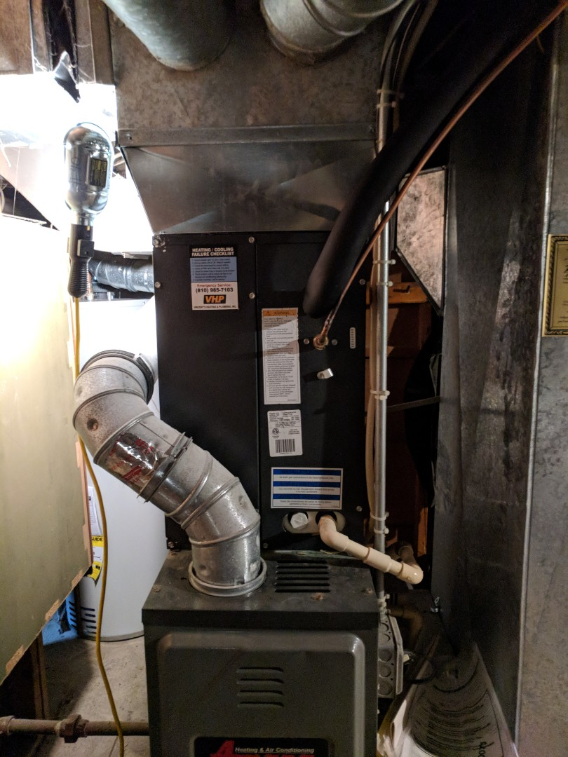 Furnace Repair And Air Conditioning In St Clair Mi Ac Wiring It Helps Nontechnical Persons To Do Maintenance Of Low Saint Install Amana A C