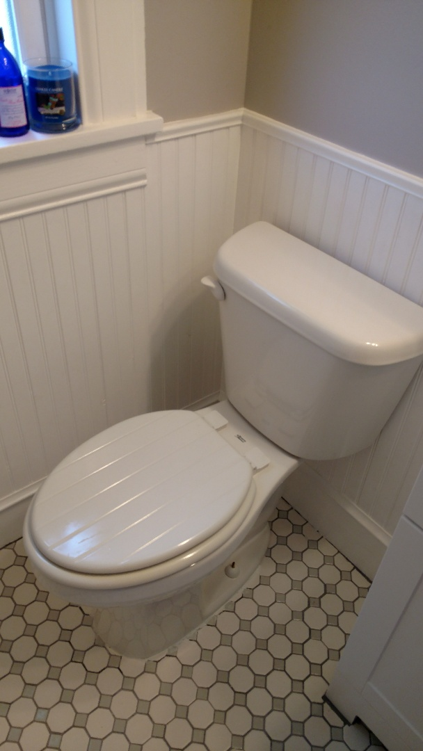 Port Huron, MI - Installed two new American standard toilets