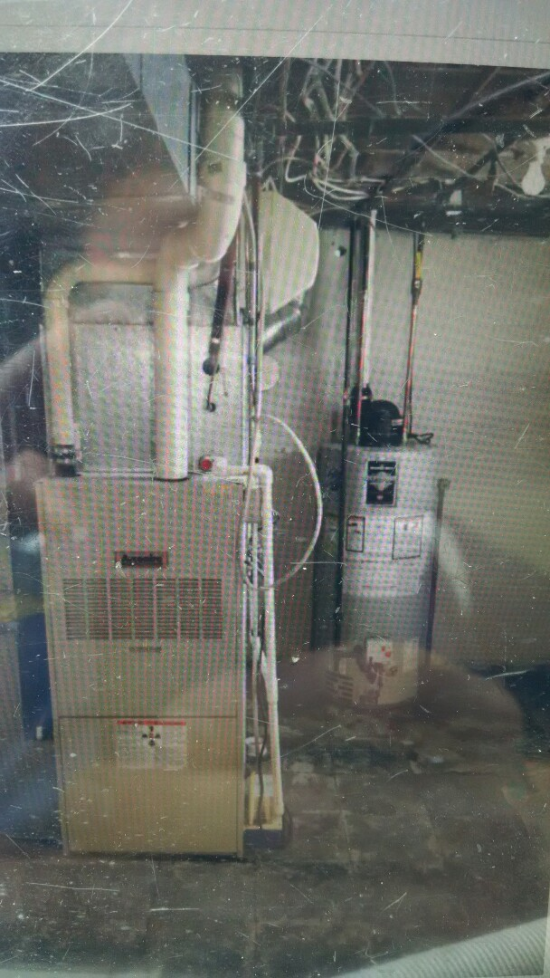 Saint Clair, MI - Water heater install