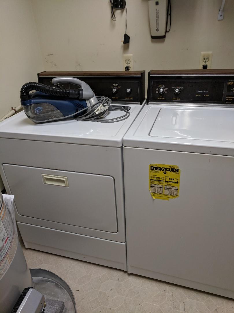 Marysville, MI - Install new gas line to dryer