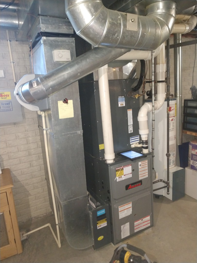 Goodells, MI - Amana furnace tune up