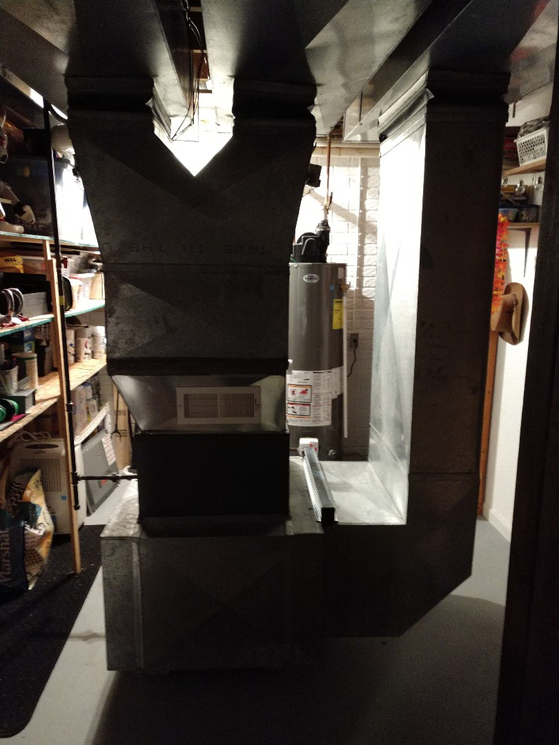 Port Huron, MI - Installation of an amana furnace