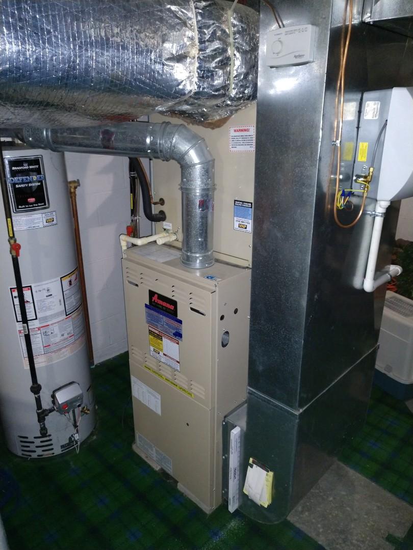 Memphis, MI - Frigidaire furnace tune up