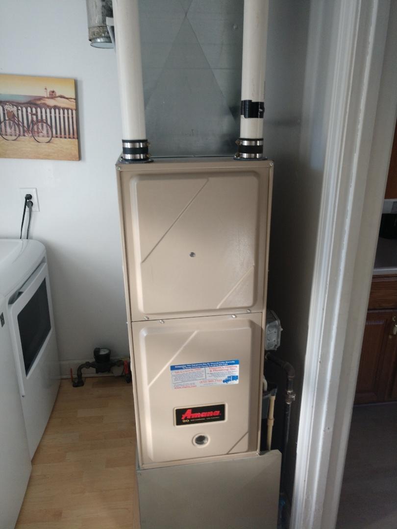 Algonac, MI - Amana furnace repair