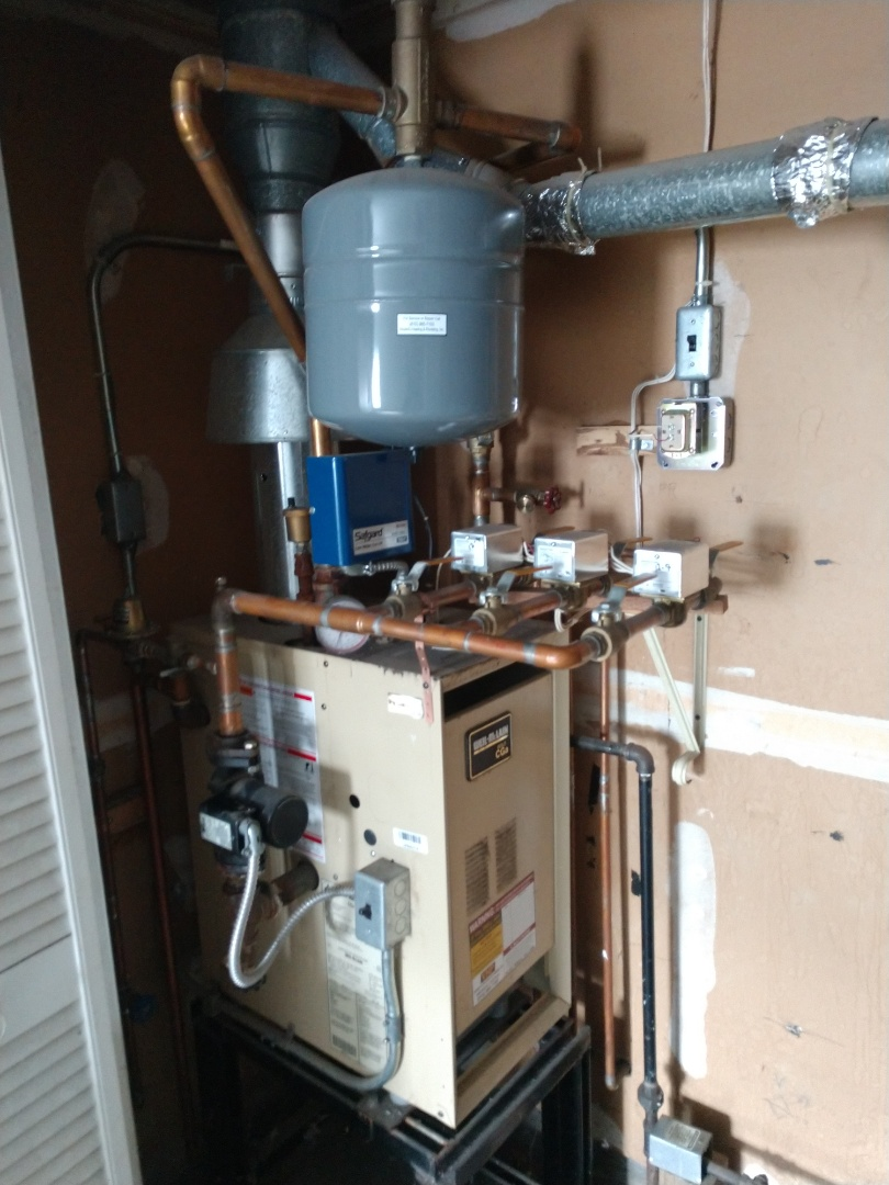 Saint Clair, MI - Weil McLain boiler tune up