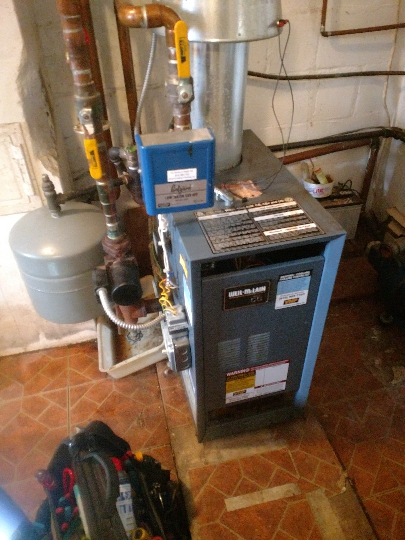 Lexington, MI - Boiler tune up inspection