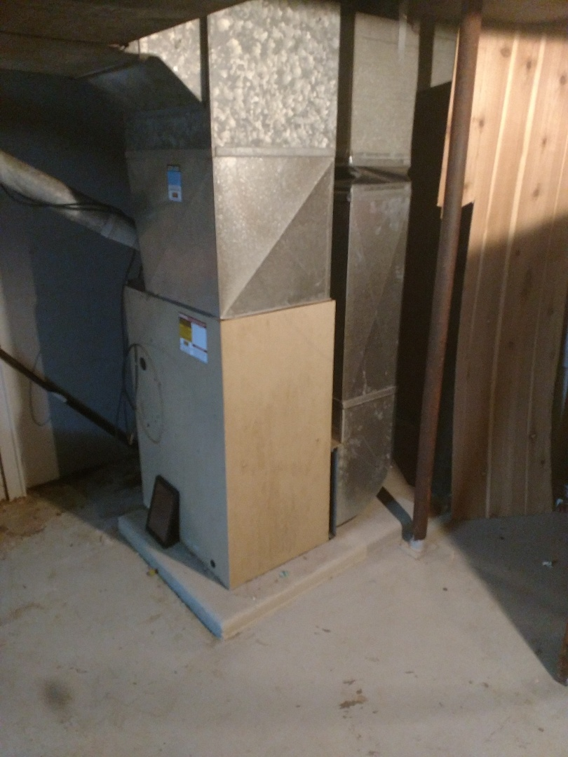 Saint Clair, MI - Furnace repair