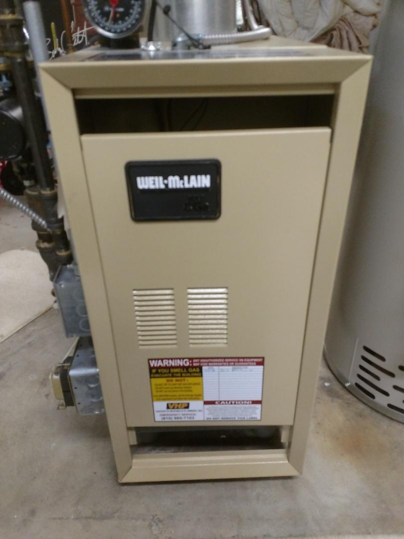 Marysville, MI - Boiler maintenance