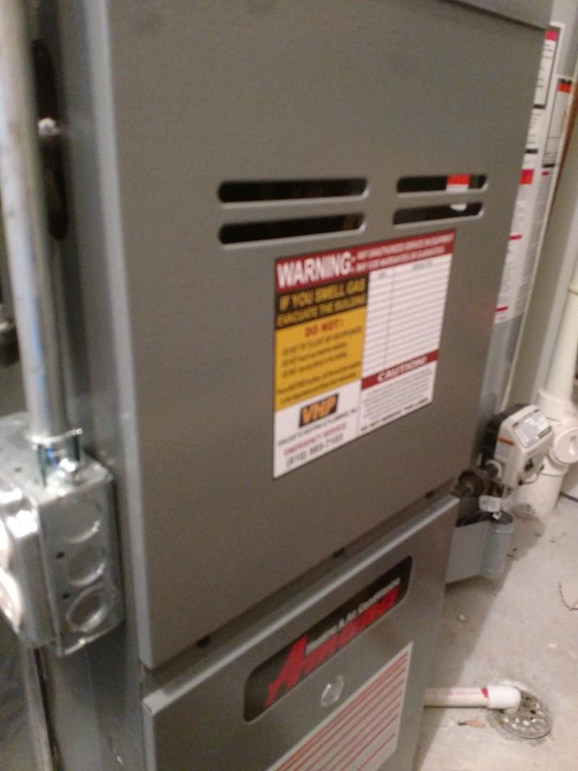 Marysville, MI - Furnace repair