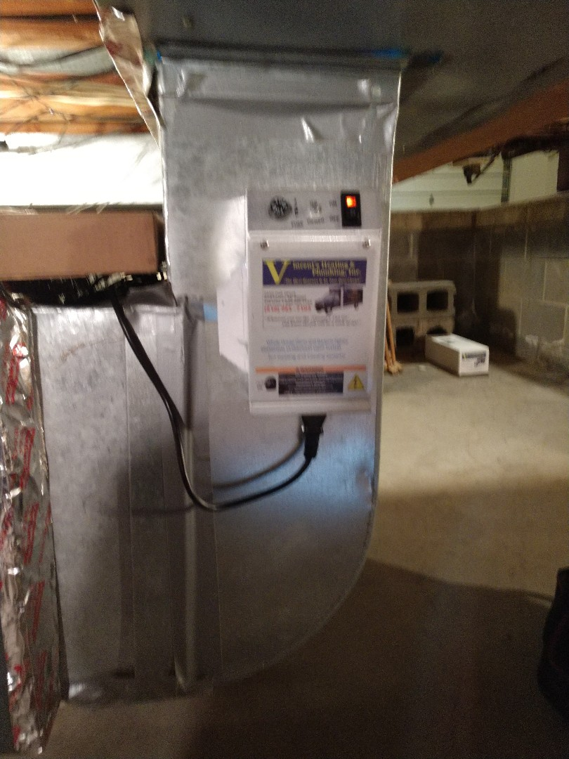 Fort Gratiot Township, MI - Installation of a UV light filter system
