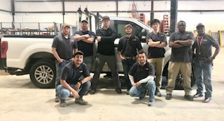 Dallas, GA - Team Building and Leadership training is a pleasure when you have great teams and great leadership. Vantix Electric - commercial and industrial electricians with a purpose.